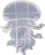 Gergxi - Stampo in resina con animali marini e
