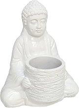 gerimport Macetero Buda - Vaso da fiori in