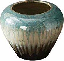 GFTDTM Vaso Vintage Vaso in Ceramica Fatti a Mano