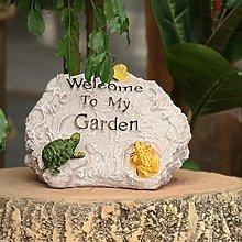 GGYDD Giardino Giardino Roccioso Benvenuto