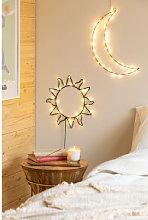 Ghirlanda decorativa Melky LED A Sklum