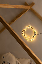 Ghirlanda decorativa Melky LED B Sklum
