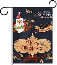 Ghirlanda di elementi e decorazioni di Natale,