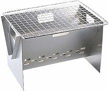 GHKK Griglia Pieghevole per Barbecue Portatile in