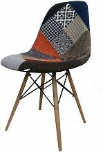 Giac - Sedia Patchwork Style 'High Quality'
