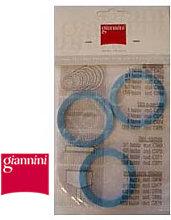 Giannini-Guarnizione Giannina 6/3 tazze - set 3