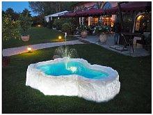 Giardini D Acqua - Bacino Luminoso Polaris Fontana
