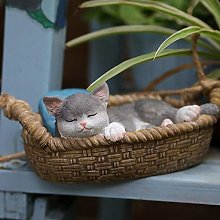Giardino all'aperto Ornamento di koala Resina