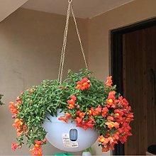 Giardino Appendere vasi di fiori in plastica