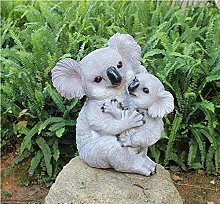 Giardino esterno Koala Ornament Simulazione Koala