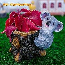 Giardino esterno Ornamento Koala Decorazione del