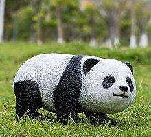 Giardino Esterno Panda Ornamento Giardino