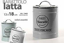 Gicos Barattolo in Latta Colori Assortiti per