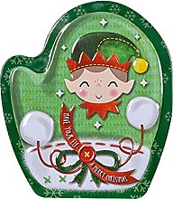 Gidenfly, scatola di latta natalizia per caramelle