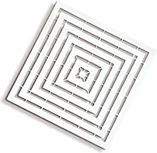 Giganplast Gps575050 Pedana per Doccia, Bianco, 50