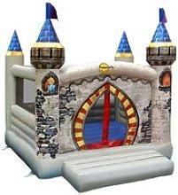 Gioco Castello Gonfiabile per Bambini Tappeto