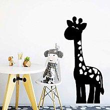 Giraffa Murale Adesivi murali Decorazioni per la
