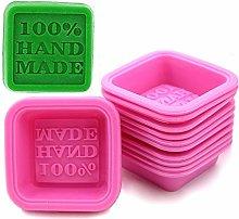 Givbro - Stampo per sapone, 100% fatto a mano,