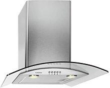 GL60WS cappa cucina aspirante 60cm 490m³/h Classe