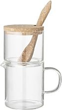 Glanes Lattiera e zuccheriera