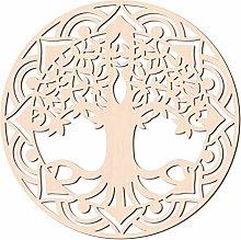 GLOBLELAND 31 CM Albero della Vita Arte della