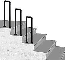 GLP Corrimano di sicurezza per gradini esterni,