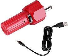 Gmasuber - Rotatore per barbecue, piccolo motore,