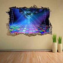 Gnailur Vita Notturna Lights Dance Party Party 3D