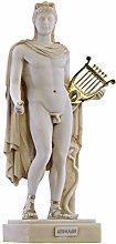 God Apollo Phoebus Accademia Greco Romano Statua