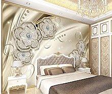 Golden Palace Style 3D Gioielli tridimensionali