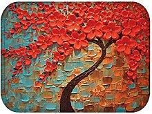 good01 Zerbino con decorazione tipo quadro dipinto