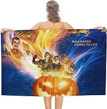 Goosebumped pile asciugamani da bagno 80x130cm