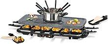 GOURMETmaxx 00972 Raclette- & Fondue-Set
