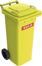 Grande contenitore della spazzatura 80l HDPE
