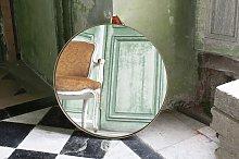 Grande specchio rotondo Goldstein