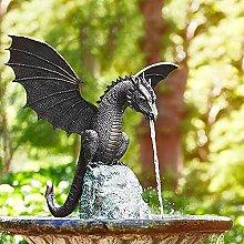 Grande statua da giardino per esterni, statua di
