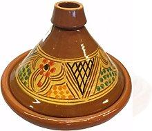 Grande Tajine marocchina da cucina, diametro: 30