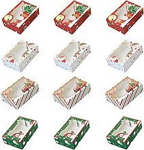 Grebest - Scatola regalo elegante e decorativa per