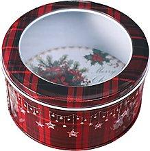 Grebest - Scatola regalo natalizia per albero di