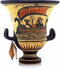 Greekartshop - Vaso antico greco Krater Pottery