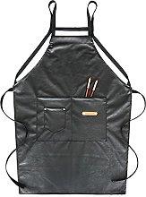 Grembiule da Cucina Chef Impermeabile Grembiule da