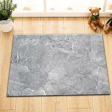 Grigio marmo texture Indoor antiscivolo tappetino