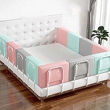 Griglia di protezione per letto, anti-caduta, per