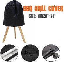 Griglia per barbecue impermeabile nera Copertura