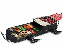 Griglia per Barbecue Portatile,Pentola Calda per