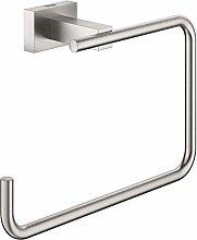 Grohe 40510DC1 Essentials Cube Porta Salviette ad