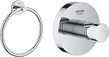 Grohe Porta Salviette Ad Anello Essentials New,