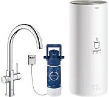 Grohe Red Duo rubinetto e caldaia dimensione L, C-