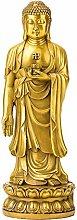 GRX-ART Statua in Ottone di Amitabha, Statua
