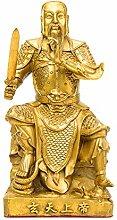 GRX-ART Statua in Rame Puro, Scultura